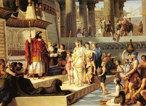 Solomon-and-the-Queen-of-Sheba